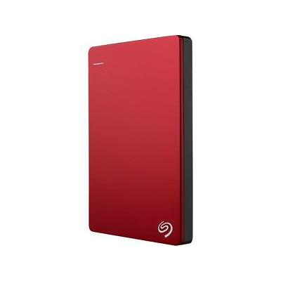 Seagate Backup Plus Slim 2TB USB 3.0 Portable External Hard Drive with Mobile De