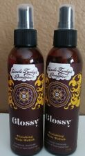 2 Uncle Funky's Daughter Glossy Finishing Hair Polish 6 Oz Each