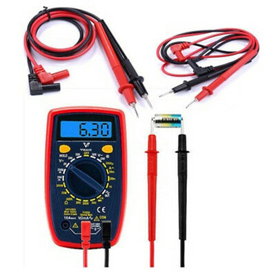 Universal Digital Multimeter Multi Meter Test Lead Probe Wire Stift Cable