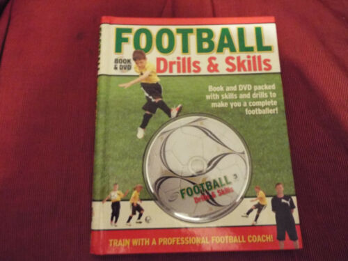 1 of 1 - Football Drills and Skills by Michael Peterson (Mixed media product, 2006) DVD