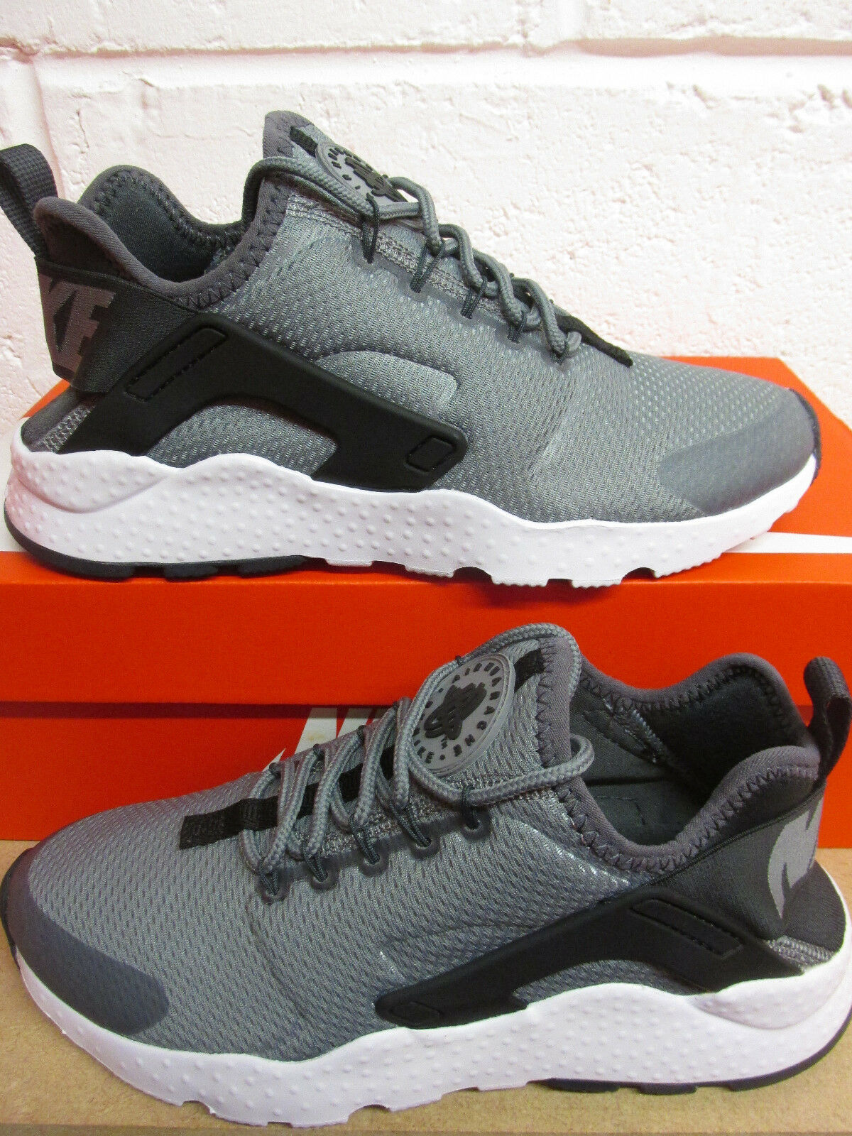 Nike Damenschuhe Air Huarache Run 007 Ultra Running Trainers 819151 007 Run Sneakers Schuhes 636668
