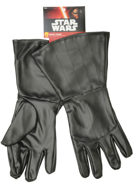 Licensed Star Wars Darth Vader Adult Gloves Costume Accessory