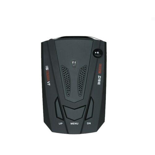 Détecteur de Signaux Radar de Voiture Dispositif d/'Alerte Rapide Anti-Police