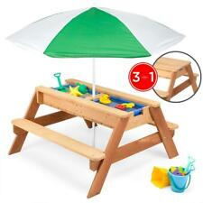 Outsunny 2 In 1 Convertible Picnic Table Garden Bench For Sale Online | EBay