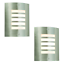 Modern-Outdoor-Wall-Light-Stainless-Steel-Garden-Porch-IP44-Rated thumbnail 3