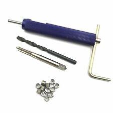 Industrial M12 x 1.75mm Helicoil Thread Repair Kit /& Insert In Case
