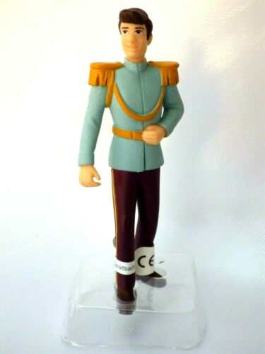 Figurine Disney Bullyland Germany Cendrillon Le prince Charmant 11 cm neuf