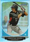2013 Bowman Christian Yelich #CC-MM2 Baseball Card
