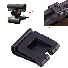 TV Monitor Clip Mount Holder Stand For Sony PlayStation 3 PS3 Move Eye Camera