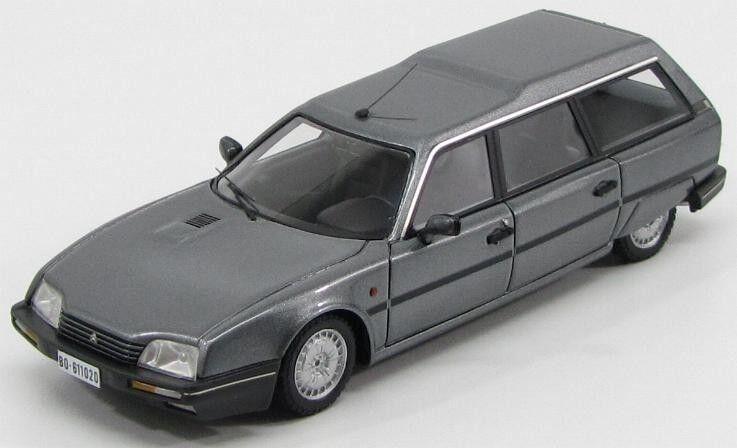 Citro ë n cx 25 fte - turbo 2 - pause  dunkelgraue metallic  1987 (kess 1 43   43011020)
