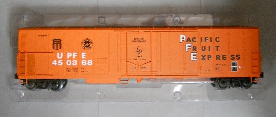 Lionel 3-17172 O Pacific Fruit Express 57' Mechanical Reefer
