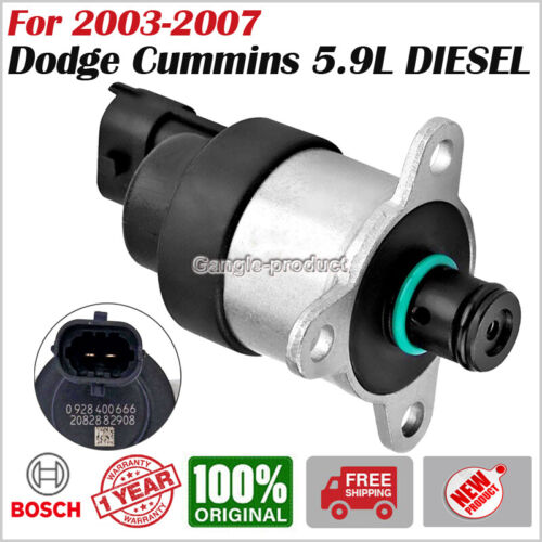 BOSCH Fuel Metering Unit for 2003-07 Dodge Cummins 5.9L DIESEL Control Actuator