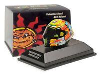 Minichamps Valentino Rossi Helmet - Motogp 2012 1/8 Scale