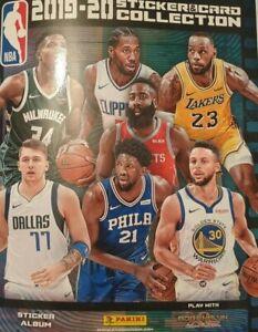 Panini-NBA-Basketball-Sticker-Collection-2019-2020-choisissez-votre-vignette-1-239