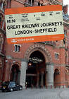 Great Railway Journeys: London to Sheffield by Rail by Roger Mason (Paperback, 2016)