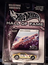 Snake vs Mongoose Hot Wheels Hall of Fame Milestone Moments Free Ship n Detail