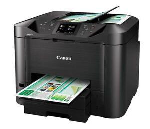 Canon-Maxify-MB2750-Multifunktionsgeraet-4-XL-Patr-gt-PAYPAL-gt-Sofortversand