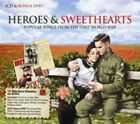 Heroes & Sweethearts Songs From The First World War CD DVD Various Artists