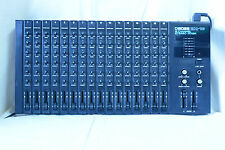Boss BX-16 16 Channel Stereo Mixer w/ power supply
