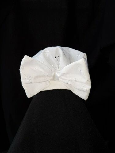 100/% cotton Cute Baby Girls Sun Hats Made in the UK