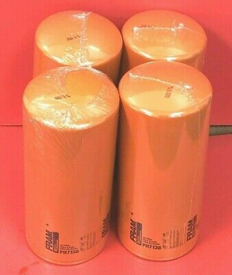 Lot of 2 Engine Oil Filters-Heavy Duty Spin-on Oil Filter Fram PH7138 For AGCO
