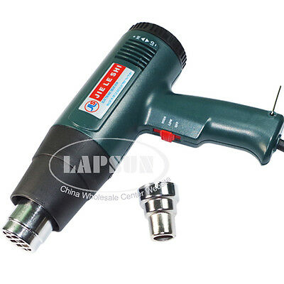 220V 1800W 60-600°C Adjustable Electronic Heat Heating Hot Air Gun Repair Tool S