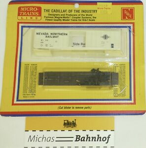 Boursouflure-Kit-Nevada-Nord-Railway-Wagon-de-Marchandises-Micro-25519-N-1-160