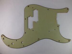 Ages-Vert-Menthe-Celluloid-Nitrate-62-Basse-de-Precision-Pickguard-4-Fender-P