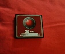 Red One MX Camera media red digital cinema Canon 5D 8gb cf card + Free Gift!