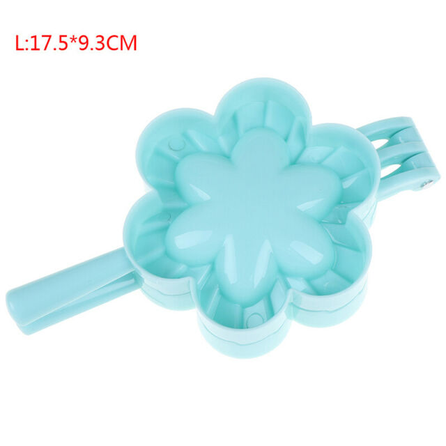 Dumpling Mold flower DIY Dumplings Tool Pastry Portable Kitchen Maker~JP