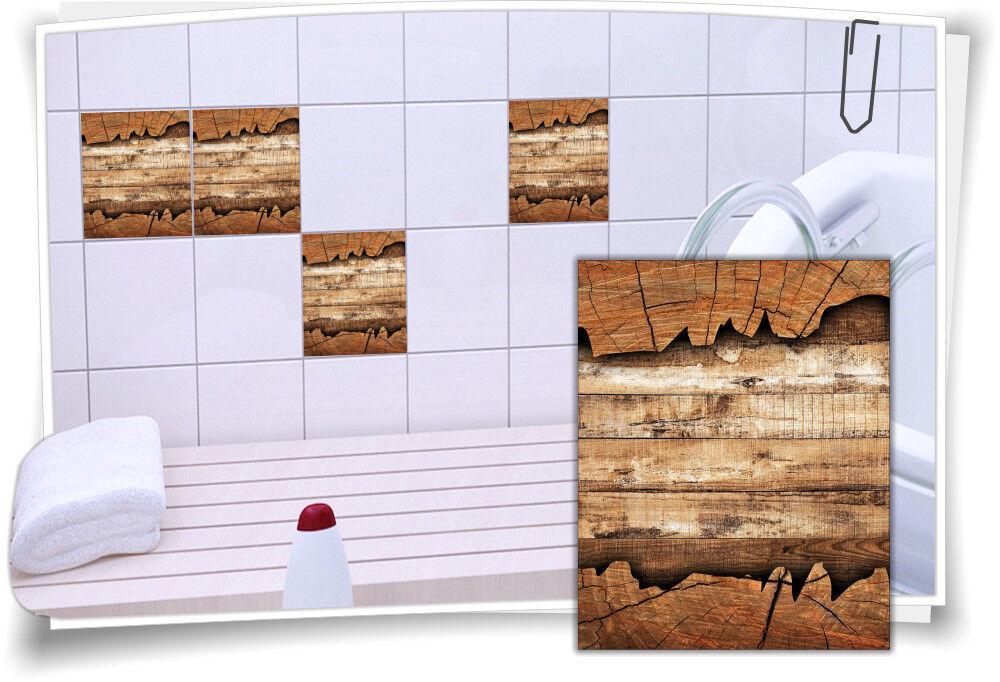 Adesivi piastrelle piastrelle adesivo albero in legno legno legno