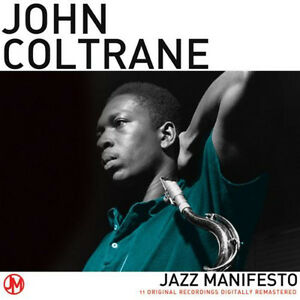 JOHN-COLTRANE-BLUE-TRAIN-NEW-CD-JAZZ-MANIFESTO-SERIES-11-ORIGINALS-REMASTERED