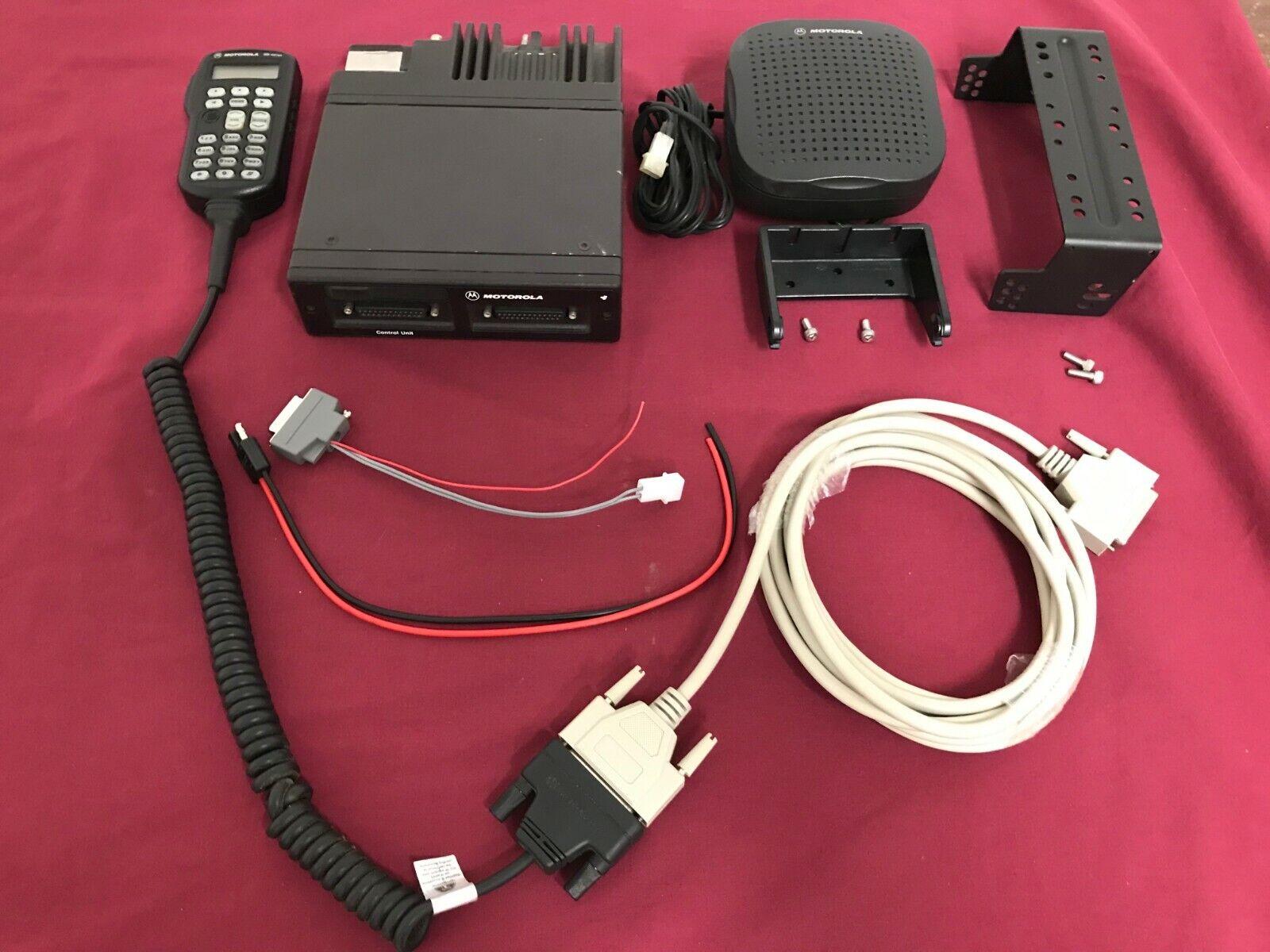 UPGRADED MOTOROLA ASTRO SPECTRA W3 VHF P25 DIGITAL MOBILE RADIO 50 WATT - HAM. Buy it now for 271.99