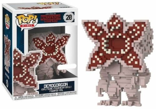 Funko 8-bit POP Stranger Things Demogorgon VINILE figure 20