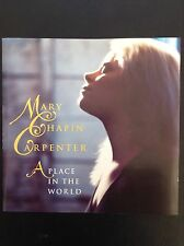 MARY CHAPIN CARPENTER:PLACE IN THE WORLD 1996 US Columbia CD