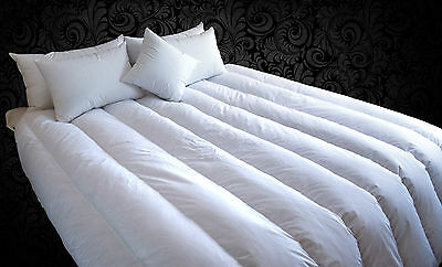 Guusdown King Quilt Doona - 90% Goose Down - Made in Australia - Winter 5BL - CH
