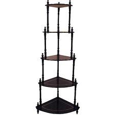 Decorative Corner Stand Shelf Rack 5 Tier best Quality-1