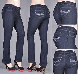 "NWT JUNIOR /""BE-GIRL/"" Skinny Leg Stretch Dark blue Denim Jeans butt lift SG-15863"