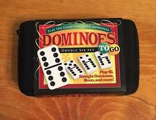 Free Shipping Dominoes To Go Dot Dominoes Puremco Domino Game Double Six 6 D6