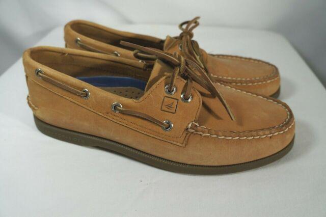 2-eye Boat Shoe Sahara Leather
