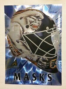 Philadelphia-Flyers-GARTH-SNOW-1998-Pinnacle-16-034-x20-034-Hockey-MASK-large-card