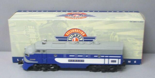 Lionel 6-14584 Wabash 2240T F3 Dummy A Diesel Locomotive W/TMCC LN/Box