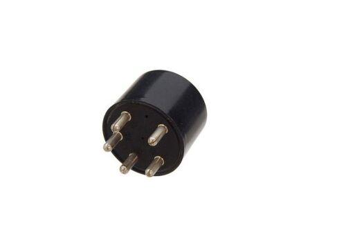 Relay Multipurpose Round Black For Porsche 911 Horn Lights Rear Window Heater