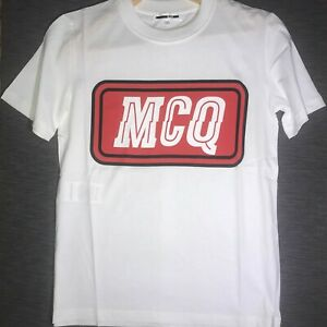 ALEXANDER McQUEEN McQ Varsity Badge T-Shirt