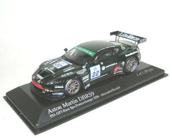 Aston Martin Dbr S9 N°22 FIAGT3 Spa 2006