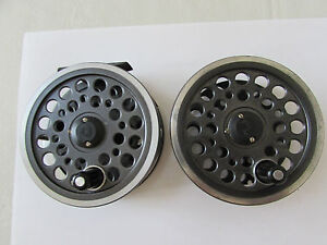 fe616a840fe A1 vintage daiwa 812 youngs 1535 expert salmon fly fishing reel 4.25 ...