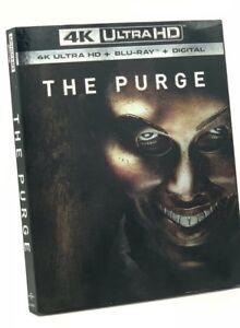 Purge-The-4K-Ultra-HD-Blu-ray-Digital-2018-2-Disc-Set-NEW-w-Slipcover-4K