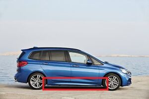Nuevo-original-BMW-serie-2-F46-M-Sport-Paquete-Lado-Falda-Umbral-Derecho-O-S-8067076