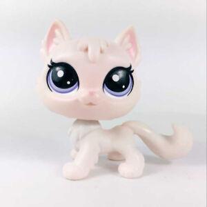Hasbro-LPS-Littlest-Pet-Shop-1838-CREAM-KITTY-CAT-Pet-Figure-BABY-Toy-Gift
