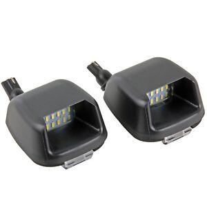 weisse-LED-Kennzeichenbeleuchtung-fuer-Nissan-Navara-D40-Frontier-2005-2015-7806